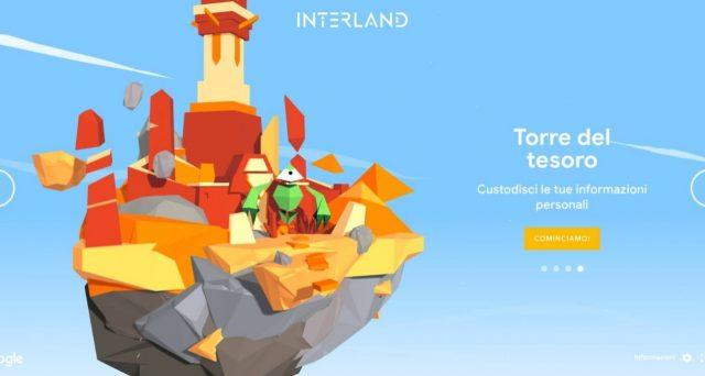 Nuova piattaforma educativa per i bambini creata da Google, si chiama Internald.