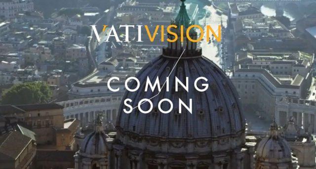 La piattaforma streaming on demand del Vaticano, nasce Vativision.
