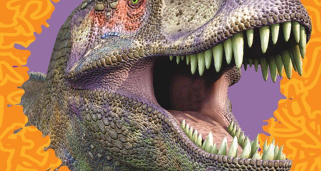 I giganteschi dinosauri in versione realtà virtuale, grazie ad ARCode di Google.