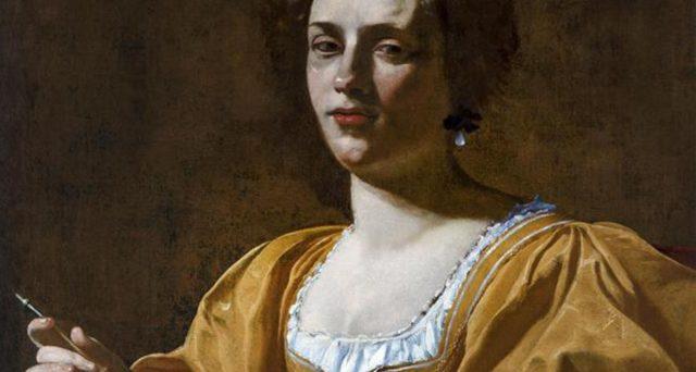 Un nuovo doodle per Google, quest'oggi si celebra la pittrice Artemisia Gentileschi.