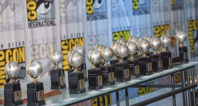 Tutte le nomination sui premi per i comics, ma ancora nulla sull'evento in streaming.