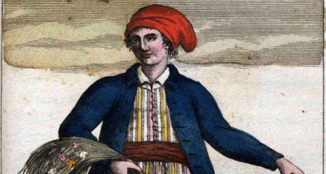 Google celebra l'esploratrice Jeanne Barret, circumnavigò il globo travestita da uomo.