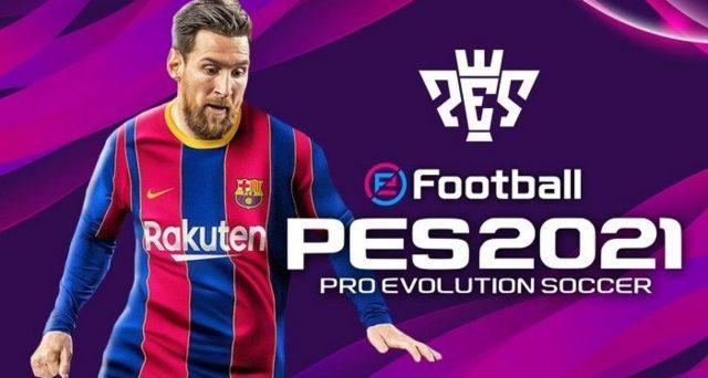 A fine marzo parte il campionato virtuale di PES 2021.