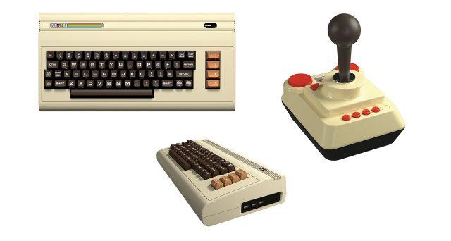 Una console dal cuore vintage che più anni 80 di così non si può.