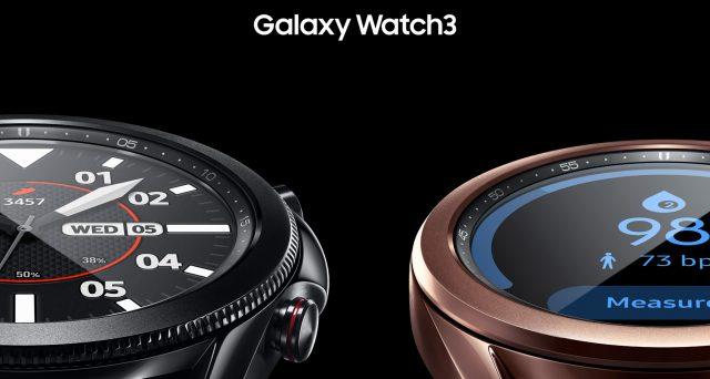 Conosciamo meglio il nuovo Galaxy Watch3, lo smartwatch targato Samsung.