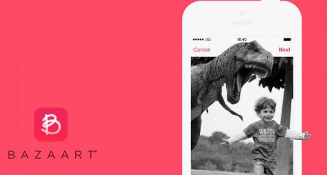 Ecco l'app per il fotoritocco, arriva anche per Android Bazaart.