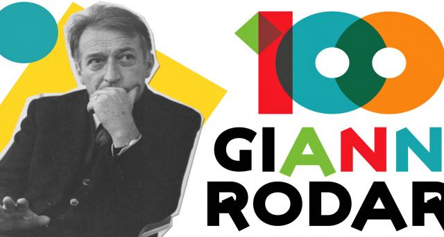 Nuovo doodle di Google, stavolta si celebra il nostro Gianni Rodari.