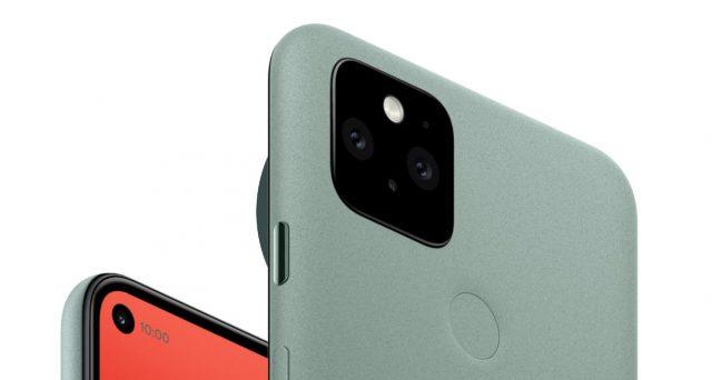 Presentato il Pixel 5 di Google, ecco la scheda tecnica e il prezzo.