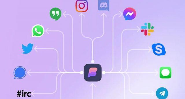 Nuova app che unisce le altre piattaforme messaggistiche e non solo.