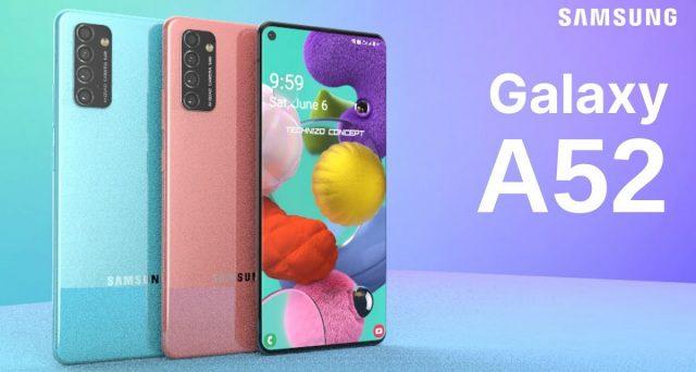 La scheda tecnica e i prezzi dei tre nuovi smartphone Samsung.