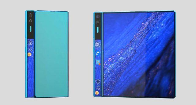 Eccolo lo smartphone pieghevole di casa Huawei, nuovi rumors.