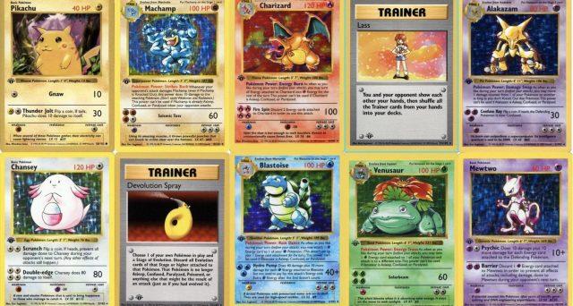 Da interi lotti a singole card che costano migliaia di euro, grande successo per i Pokemon.