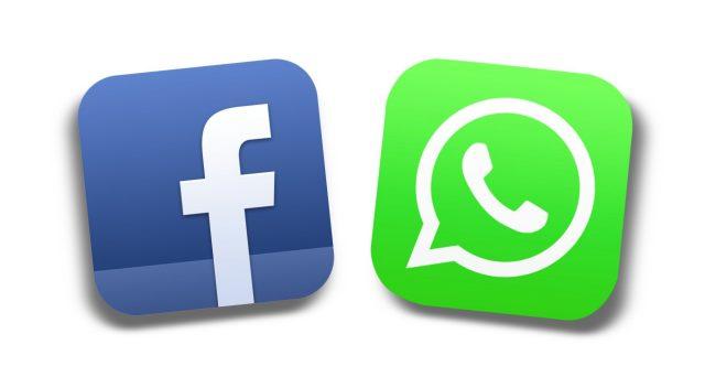 Doppio database disponibile, quello di Facebook e quello di WhatsApp.