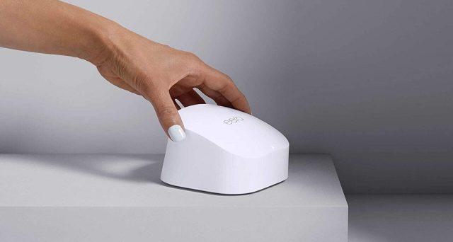Amazon lancia eero 6, dispositivo che porta il wi-fi 6 nelle nostre case.
