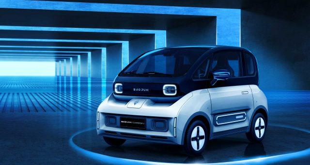 Anche Xiaomi si tuffa nella produzione di auto elettriche.