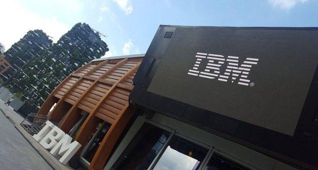 Think 2021, evento che IBM ha organizzato per parlare delle nuove tecnologie adottate.