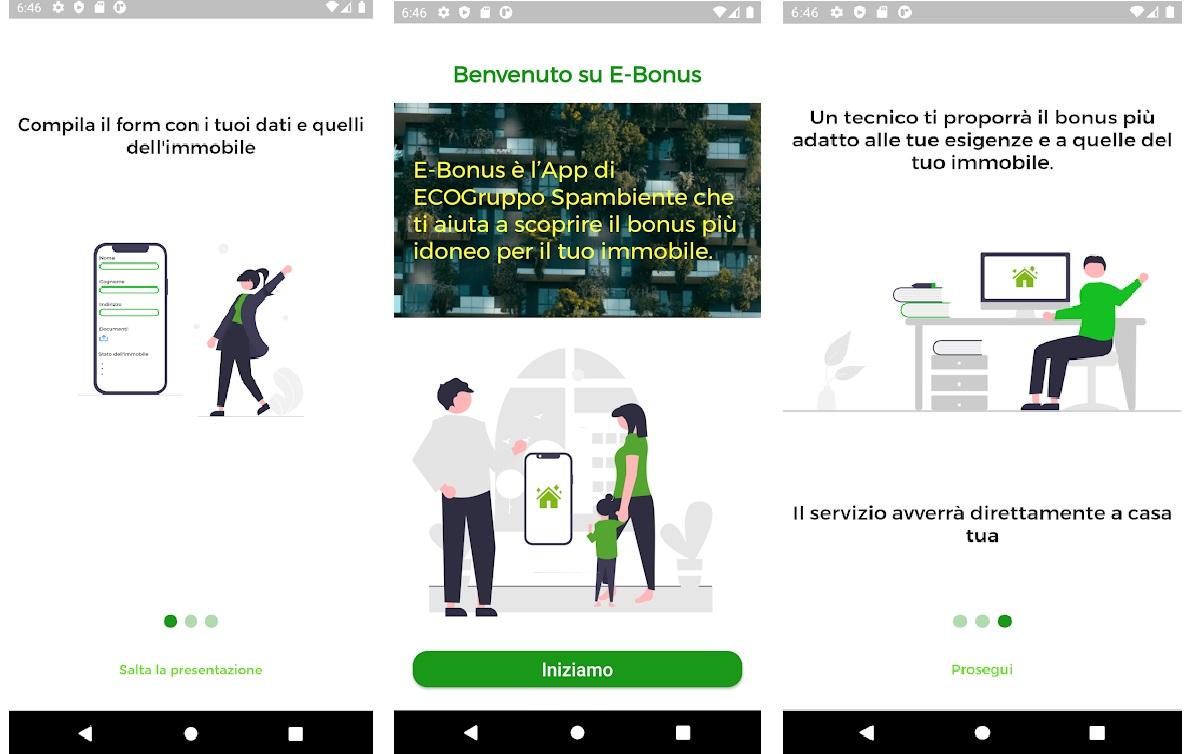 Bonus Casa: app e-Bonus
