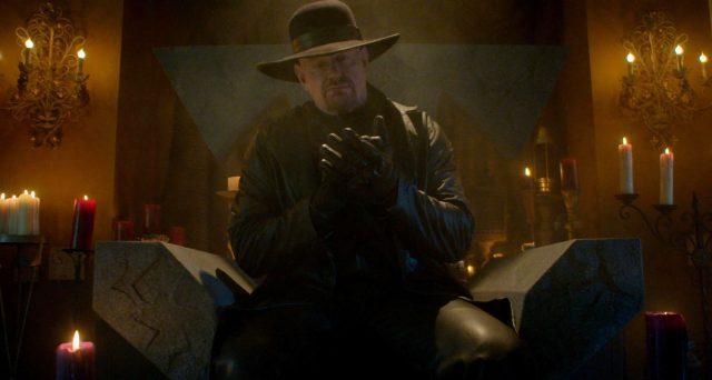 Undertaker nel film