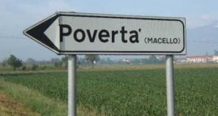 poverta in italia