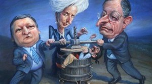 Barroso Lagarde Draghi