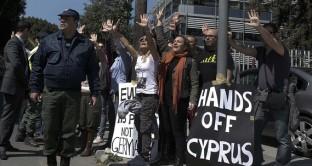 proteste a Cipro