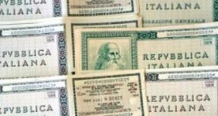 Banche italiane vendono BTp a marzo