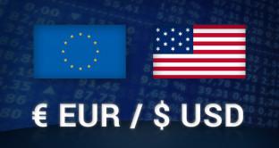 Cambio euro-dollaro si allontana da parità