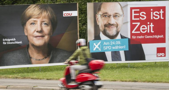 Elezioni federali in Germania oggi