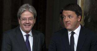 Gentiloni avanza, Renzi arretra nel centro-sinistra