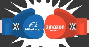 Tra Alibaba e Amazon è guerra online