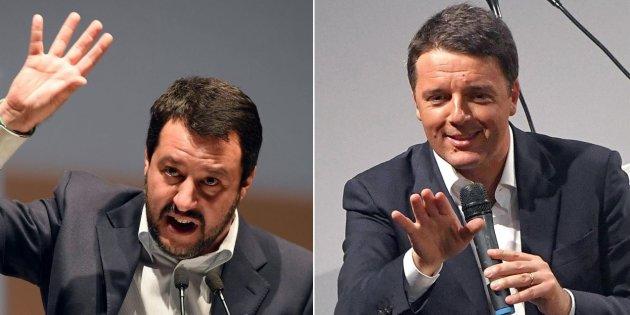 Salvini accetterebbe Mario Draghi premier