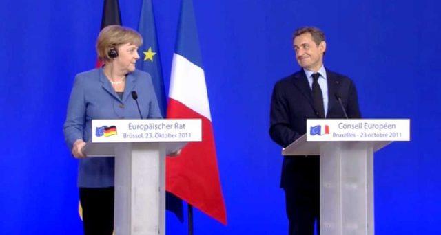 Sarkozy arrestato su presunti fondi neri dalla Libia, qualche legame con l'Italia?