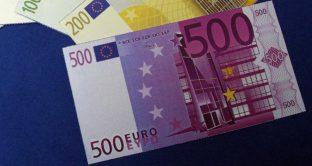 Le banconote da 500 euro e il modello indiano