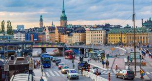 Corona debole in Svezia