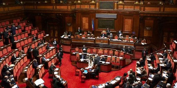Verso il nuovo governo amato favorito la bindi boccia for Numero di parlamentari
