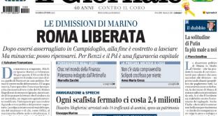dimissioni-marino-il-giornale