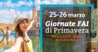 Giornate Fai di Primavera 2017: luoghi aperti da vedere il 25 e 26 marzo in Italia