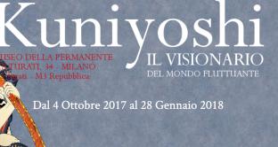 Mostra Kuniyoshi a Milano