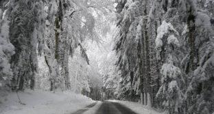 Meteo prossima settimana, l'inverno sta arrivando... di nuovo