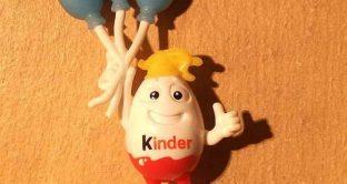 Ovetto Kinder con sorpresa razzista, incomprensione sulla satira della Ferrero