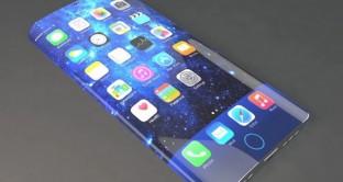 iphone8 display curvo