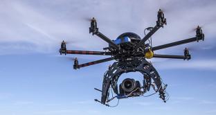 Droni spioni in California, realizzata mappa 3D di ambienti chiusi grazie al Wi-Fi