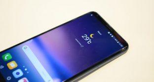 LG V30 2018, comparto fotografico con machine learning a bordo, ora è ufficiale