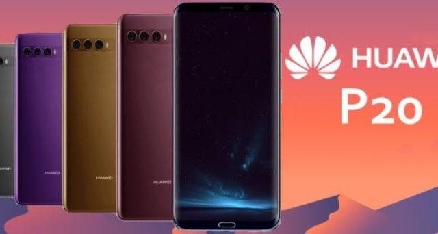 Huawei P20, ufficiale la data di presentazione, tre fotocamere posteriori nella scheda tecnica