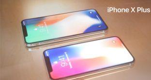 iPhone X Plus, comunque vada lo smartphone uscirà quest'anno – Rumors scheda tecnica