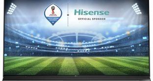Hisense Tv Uled, la tv del mondiali in Russia, prezzo e caratteristiche