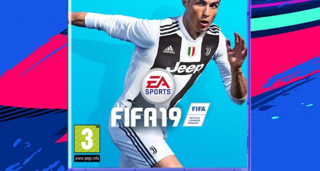 FIFA 19, aggiornamento 5 e top 11 della EA Sport