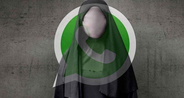 WhatsApp, utenti terrorizzati da un nuovo personaggio oscuro in chat