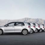 Volkswagen Golf: è lei l'auto più venduta in Europa nel 2016