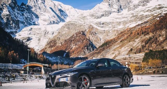 Alfa record in Cina: 350 Giulia